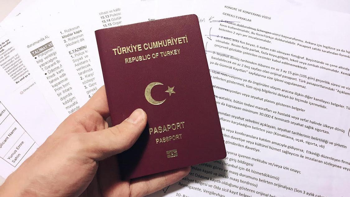 İlk kez pasaport ve vize alacak olanlara tavsiyeler