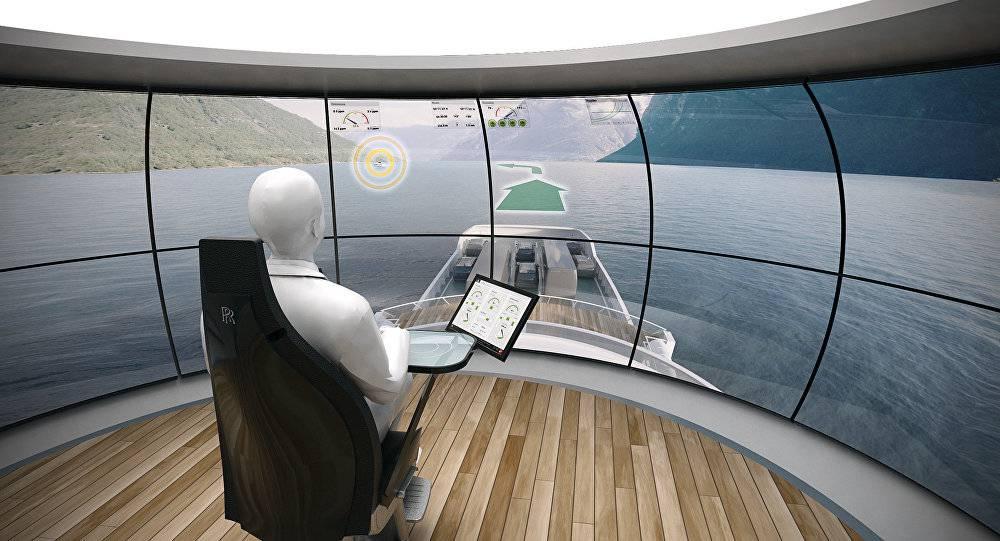Japonya 2025 yılında sürücüsüz gemileri hayata geçiriyor
