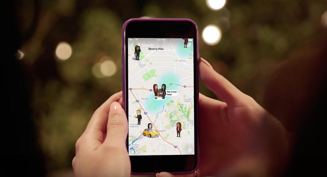 Snapchat Haritalar özelliğinde kullanıcıları bekleyen gizli tehlike