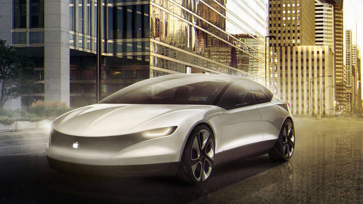 Apple sürücüsüz otomobil projelerini doğruladı!